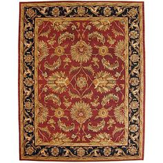 Hand-tufted Agra