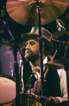 Mick Fleetwood: Epic Artist Available for Endorsements & Lifestyle Licensing