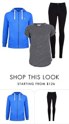 """""""H2O Delirious Outfit"""" by botdfbvblover ❤ liked on Polyvore featuring Polo Ralph Lauren, Citizens of Humanity, Étoile Isabel Marant, Youtuber and H2Odelirious"""