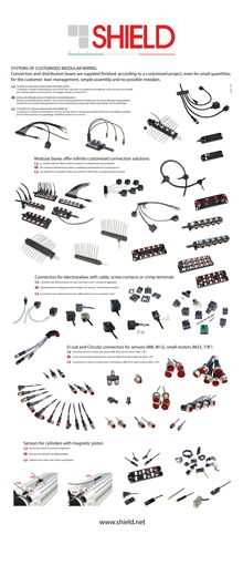 connector, distribution box, spider, splitter, plug, spiderbox, distribox, socket and ............... connectors