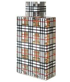 Burberry Brit by Burberry [Floral fruity]  Top notes: Pear, almond, lime.  Middle notes: Candied almond, sugar, peony.  Base notes: Mahogany, amber, vanilla, tonka beans.