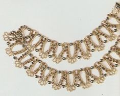 Luxurious necklace of beads  - 4