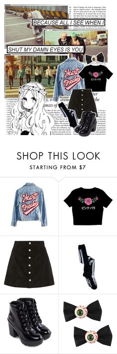 """""""Dead Leaves By. BTS"""" by josi-heart ❤ liked on Polyvore featuring Victoria Beckham, High Heels Suicide, AG Adriano Goldschmied and ALDO"""