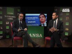 Luigi Di Maio: ANSA Forum - referendum costituzionale (INTEGRALE)