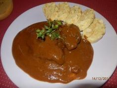 Thai Red Curry, Food And Drink, Meat, Chicken, Cooking, Ethnic Recipes, Nova, Kitchen, Brewing