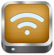 AirDisk Pro allows users to keep files on their iPhones and then pull them off using just a web browser.