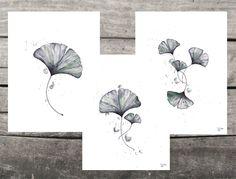 Print selv plakater, instant download, plakat, illustrationer, illustration, blomster, billedevæg, gallerivæg, posters, poster, kunst | printable, digital art, illustrations, illustration, printable.