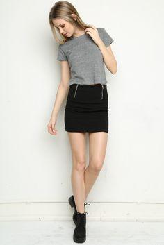 Brandy ♥ Melville | Zelly Skirt