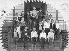 Brooksville School, Second Grade by ghs1922, via Flickr