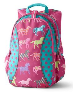 Pony Up Backpack  + FREE Lunch Pack visit Pipandpony.com for details