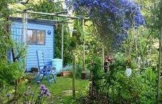 Petite cabane au fond du jardin... ...