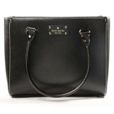 Kate Spade New York Wellesley Quinn (Black). Cheap shipping to most Countries.