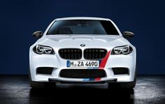 2014 BMW M5 Ups Styling Drama With M Performance Accessories
