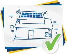 Documentação  É solicitado o acesso do seu Solar junto à distribuidora de energia.