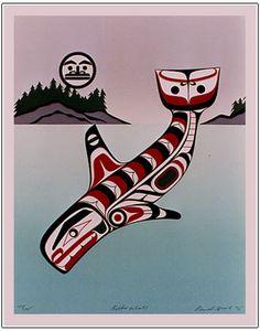 original northwest indian art