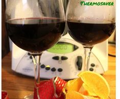 Recipe Christmas Mulled Wine by Thermosaver Jo - Recipe of category Drinks