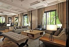 decoracao-classica-moderna-sala