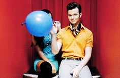 Season 5 photoshoot - Kurt