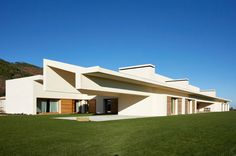 House in Ávila, Spain by A-cero Modern Example Of Spanish Architecture