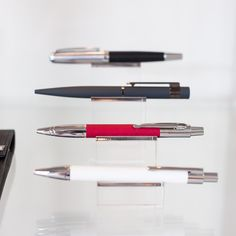 Hugo Boss has a varied and distinctive range of pen styles to suit any taste. View the collection here:
