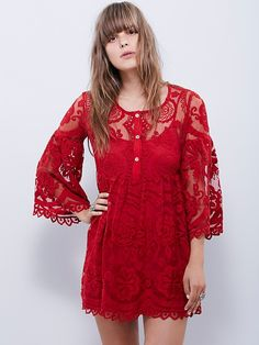 Free People El Sol Mini Dress, $168.00
