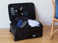 The Genius Pack Carry On is an innovative carry on bag. With its Laundry Compression pouch, engineered organizational panel, genius functionalities, and permanent checklist, nothing gets left behind. Airline Carry On Size, Water Bottle Storage, Older Models, Husband Birthday, Carry On Bag, Toiletry Bag, Laptop Bag, Keep It Cleaner, Pouch