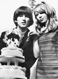 Pattie and George