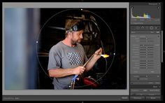 How to Isolate Your Subject in Lightroom