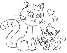 Dibujos para imprimir Día de la Madre