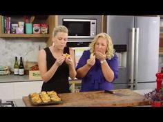 Fillo Custard Rhubarb Bake   Everyday Gourmet S7 E57 video - Everyday Gourmet with Justine Schofield