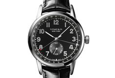 Watches By SJX: Tiffany & Co. Unveils the CT60 Annual Calendar Lim...