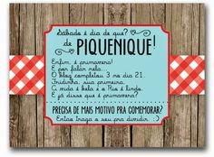 Convite Piquenique 28/09