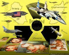Israel Used Depleted Uranium on Syria