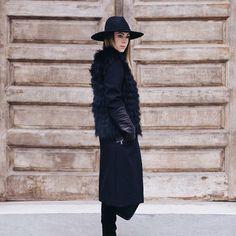 Nice look! All black
