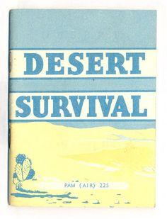 Arctic Survival | Desert Survival | Jungle Survival | Sea Survival (Monoscope)