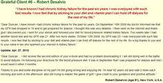 robert desalvio kidney disease solution review scam ot not?