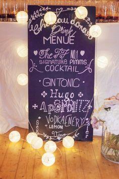 Hochzeitstagebuch: Dekoration, Location und unser Hochzeitsvideo - Journelles (Diy Wedding Appetizers)
