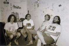 Widespread Panic | Augusta, Georgia | 1989  Core 4 Backstage of The Post Office   #tBt