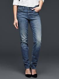 1969 resolution selvedge slim straight jeans