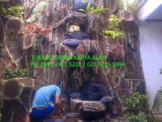 Jasa pembuatan relief tebing | Kolam relief tebing cadas Tukang taman karya alam Hp.0852 1411 5220 | 021 9125 5994