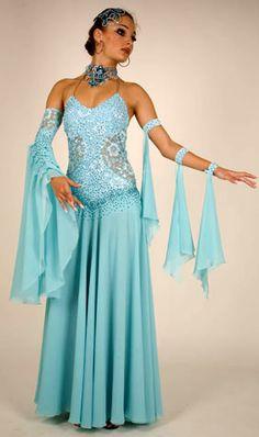 sparkle/gown