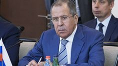Лавров идеи де Мистуры по Алеппо заслуживают внимательного рассмотрения - РИА Новости