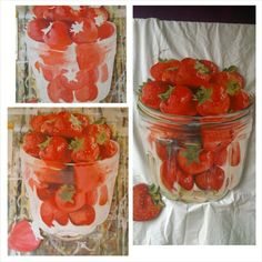 Aardbeien Strawberry, Fruit, Food, Essen, Strawberries, Yemek, Eten, Strawberry Plant, Meals