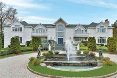 Single Family Home for Sale at Le Palais Of Saddle River 51 Chestnut Ridge Road Saddle River, New Jersey, 07458 United States