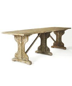 Cabries Farmhouse Table