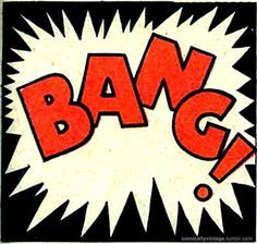 BANG! #comic #print