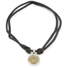 50 Caliber Paracord Necklace
