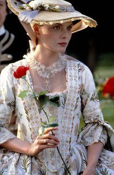 """Michelle Pfeiffer in """"Dangerous Liaisons"""""""
