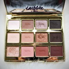 The Tartelette in Bloom Palette!