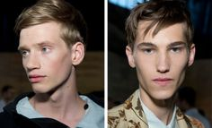 Grooming trends: Paris Men's Fashion Week S/S 2014 | Fashion | Wallpaper* Magazine: design, interiors, architecture, fashion, art